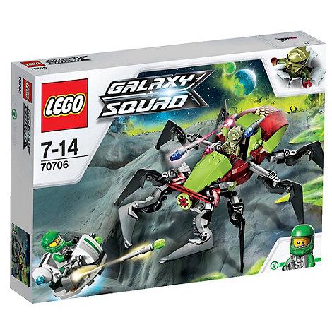 LEGO - Galaxy SQ Crator Creeper - 70706