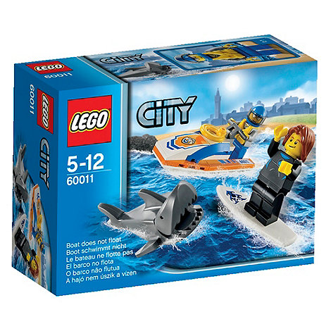 LEGO - City Coast Guard Surfer Rescue - 60011
