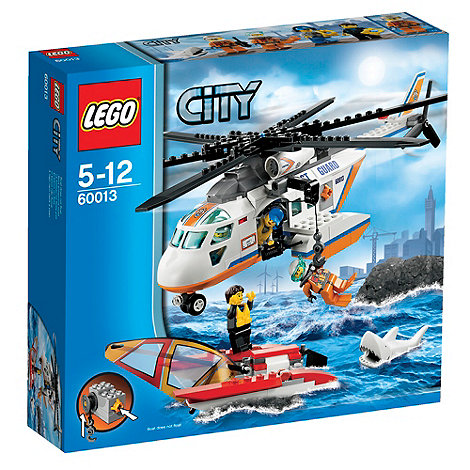 LEGO - City Coast Guard Helicopter - 60013