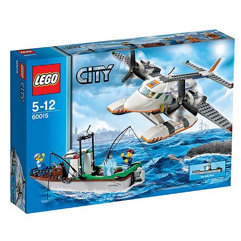LEGO - City Coast Guard Plane & Fishing Boat - 60015