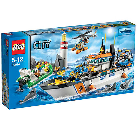 LEGO - City Coast Guard Patrol - 60014