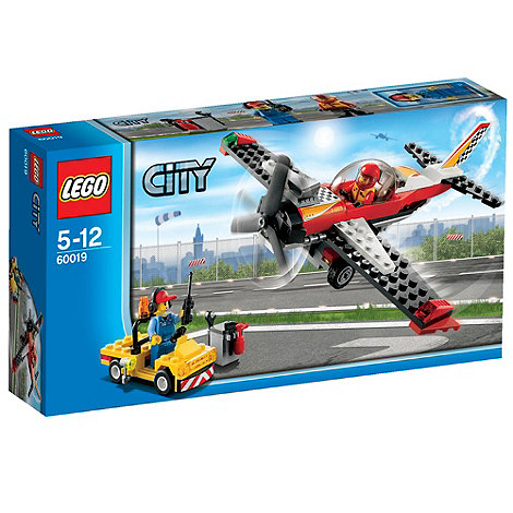 LEGO - City Airport Stunt Plane - 60019