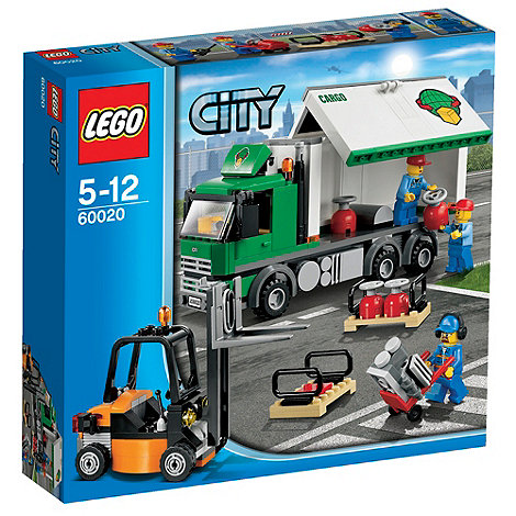 LEGO - City Airport Cargo Truck - 60020
