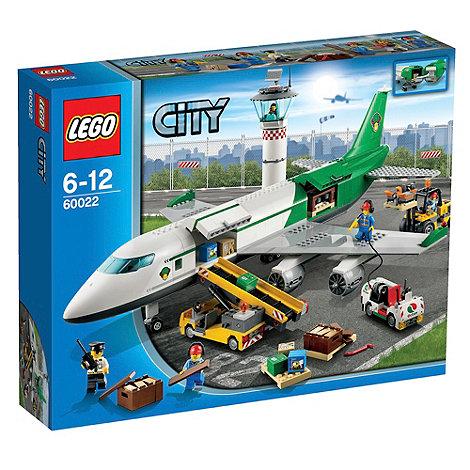 LEGO - City Airport Cargo Terminal - 60022