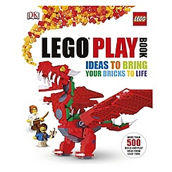 Dorling Kindersley - The LEGO Play Book