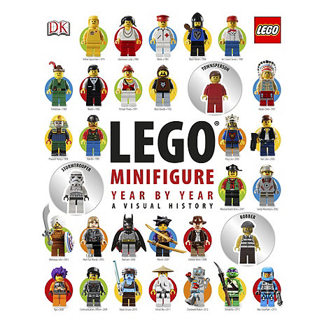 LEGO - Minifigure Year By Year: A Visual Chronicle