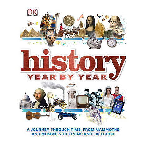 DK Books - History Year By Year