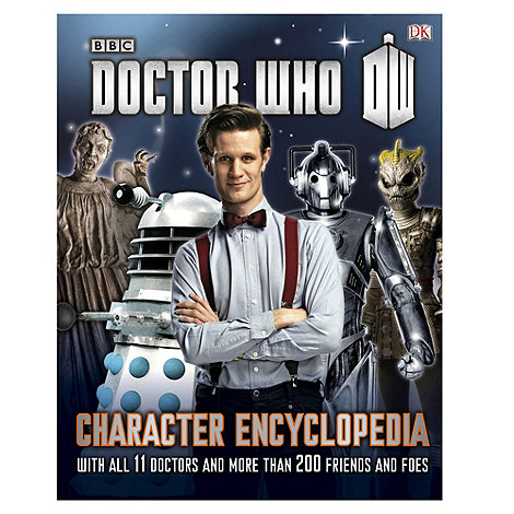 Doctor Who - Character Encyclopedia
