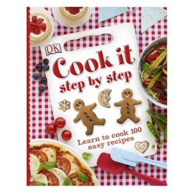 DK Books Cook It Step By Step - . -