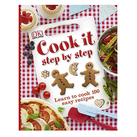 DK Books - Cook It Step By Step