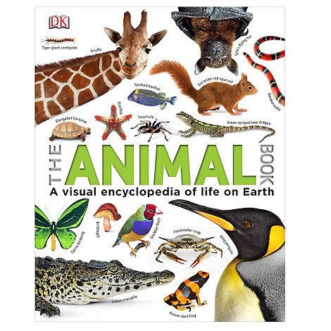DK Books - The Animal Book