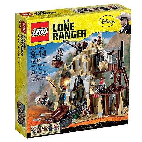 LEGO - Lone Ranger Silver Mine - 79110