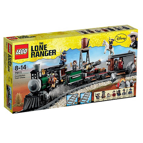 LEGO - Lone Ranger Constitution Train Chase - 79111