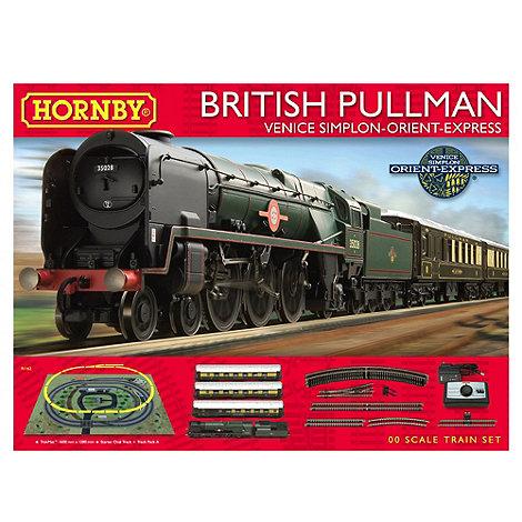 Hornby - British Pullman Orient Express Train Set