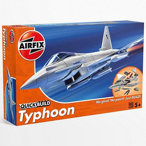 Airfix - Quickbuild Eurofighter