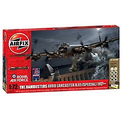 Airfix - The Dambusters LancasterGift Set