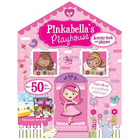 Debenhams - Pinkabella+s Playhouse
