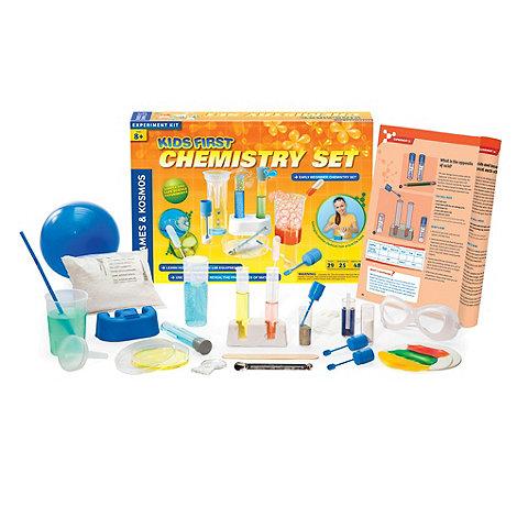 Thames & Kosmos - Kids First Chemistry Set