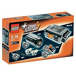 Lego - Technic Power Functions Motor Set