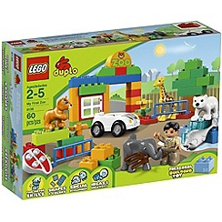 LEGO - Duplo My First Zoo