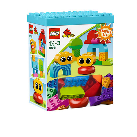 LEGO - Duplo Toddler Starter Building Set - 10561