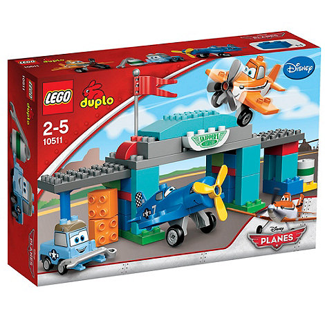 LEGO - Duplo Planes Skipper+s Flight School - 10511