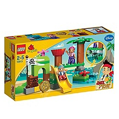 LEGO - Duplo Jtnp Neverland Hideout (Cubby & Izzy) - 10513