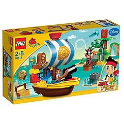 Lego - Duplo Jtnp Jake'S Pirate Ship Bucky (Jake & Hook) - 10514