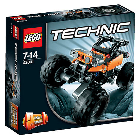 LEGO - Technic Mini Off Roader - 42001