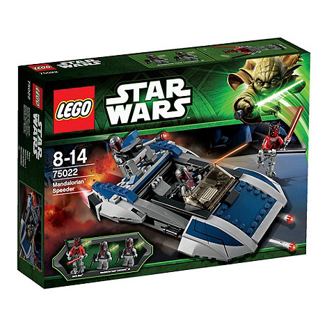 LEGO - Starwars Mandalorian Speeder - 75022