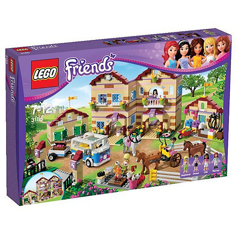 LEGO - Friends Summer Riding Camp
