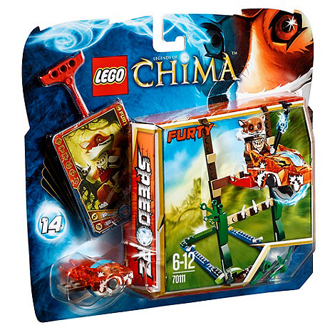 LEGO - Legends Of Chima 70111 Swamp Jump