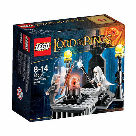 LEGO - Lord of the Rings The Wizard Battle - 79005