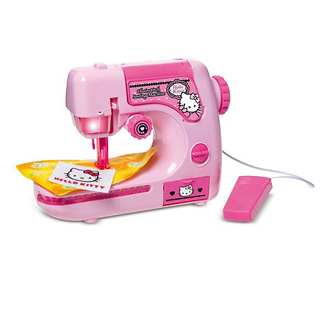 Hello Kitty - Sewing machine