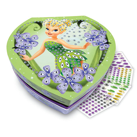 Disney Fairies - Tinker Bell Heart Box