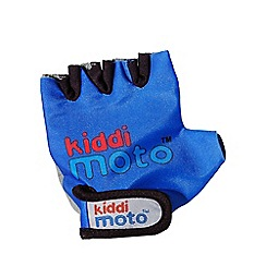 kiddimoto - Gloves 5 Years + - Blue