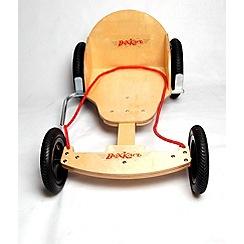 kiddimoto - Wooden Box Kart