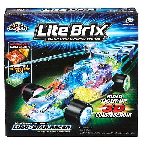 Lite Brix - Lumi-Star Racer