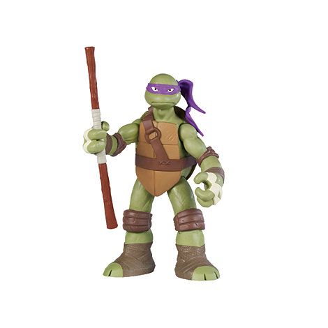 Teenage Mutant Ninja Turtles - 30cm Battle Shell Figure - Donatello