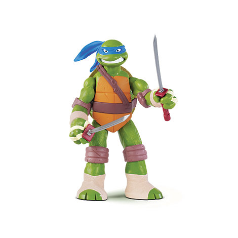Teenage Mutant Ninja Turtles - Battle Shell Leon