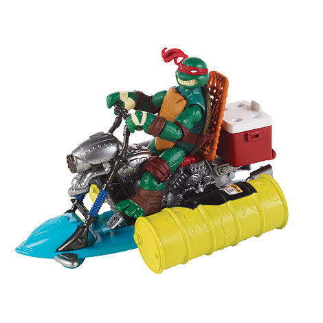 Teenage Mutant Ninja Turtles - Ooze Cruiser Vehicle