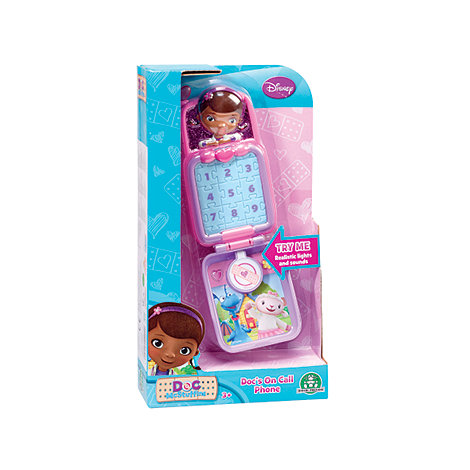 Doc McStuffins - On Call Phone