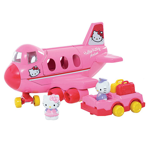 Hello Kitty - Jumbo Jet Playset