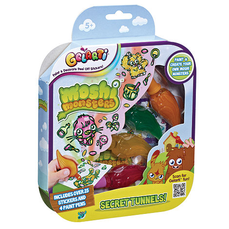 Moshi Monsters - Gelarti Assortment