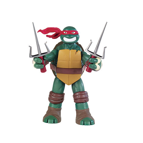Teenage Mutant Ninja Turtles - 30cm Battle Shell Figure - Raphael