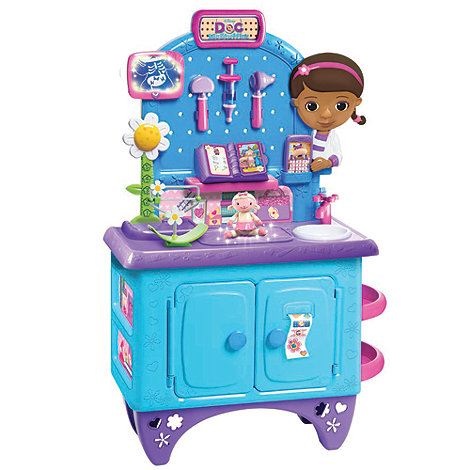 Doc McStuffins - Get Better Check Up Centre