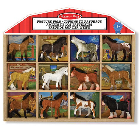 Melissa & Doug - Pasture Pals Pony Set