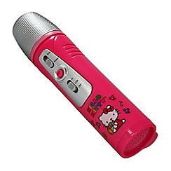 Hello Kitty - Mp3 Karaoke Microphone
