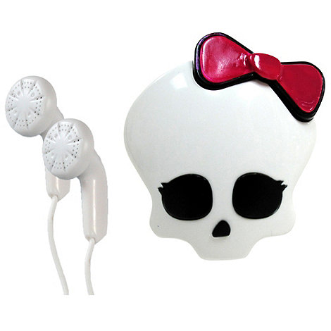 Monster High - Skull Mp3 Player 2Gb