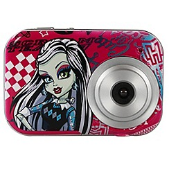 Monster High - 2.1Mp Digital Camera